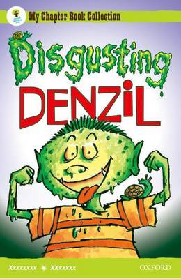 Oxford Reading Tree: All Stars: Pack 2: Disgusting Denzil by Tessa Krailing image