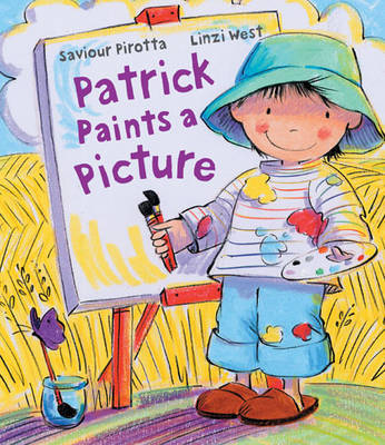 Patrick Paints a Picture by Saviour Pirotta image