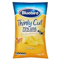 Bluebird Thinly Cut - Chicken (140g)