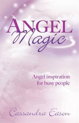 Angel Magic by Cassandra Eason image