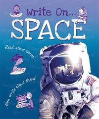 Write On: Space by Clare Hibbert