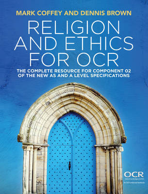 Religion and Ethics for OCR by Mark Coffey image