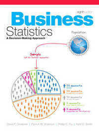 Business Statistics by David F. Groebner image