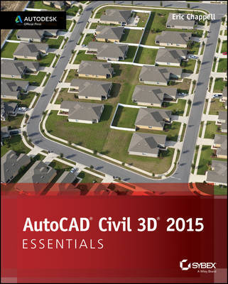 AutoCAD Civil 3D 2015 Essentials by Eric Chappell image