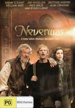 Neverwas on DVD