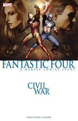 Civil War: Fantastic Four (new Printing) by Stan Lee image