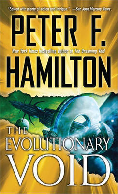 The Evolutionary Void by Peter F Hamilton image