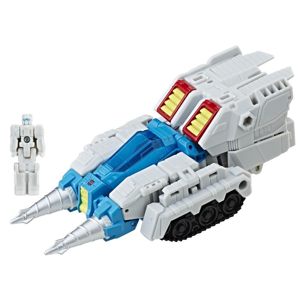 Transformers: Generations - Deluxe - Twin Twist image