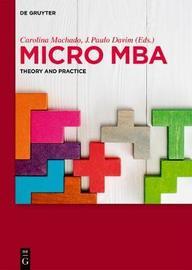 Micro MBA