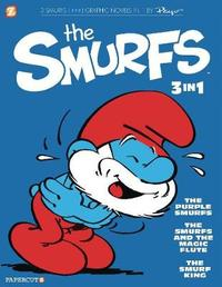 Smurfs 3-in-1 #1 by Peyo