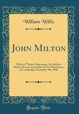 John Milton by William Willis