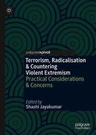 Terrorism, Radicalisation & Countering Violent Extremism image
