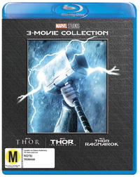 Thor: 3 Movie Collection on Blu-ray
