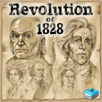 Revolution of 1828 - Board Game