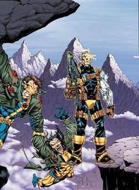 Cable & X-force Omnibus by Marvel Comics