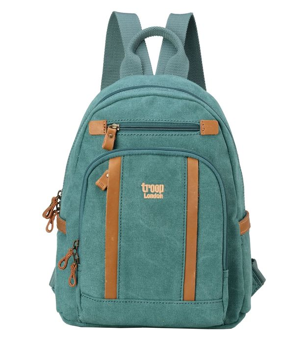 Troop London: Classic Small Backpack - Turquoise