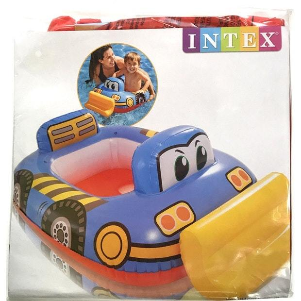 Intex: Kiddie Float - Bulldozer