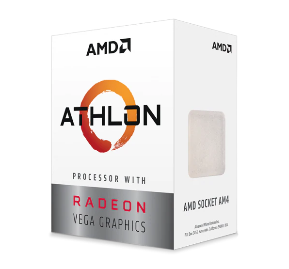 AMD Athlon 3000G 3.5GHz CPU