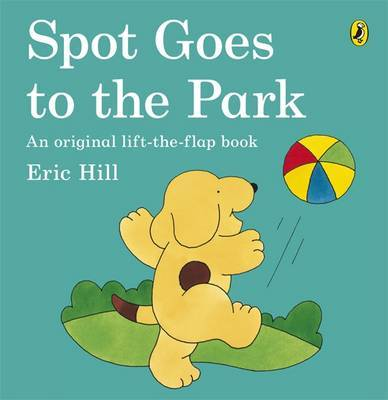 Spot Goes to the Park by Eric Hill image
