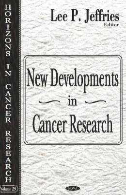 New Developments in Cancer Research image