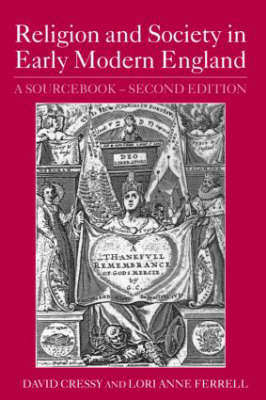 Religion and Society in Early Modern England image