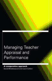 Managing Teacher Appraisal and Performance