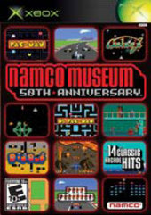 Namco Museum: 50th Anniversary Arcade Collection for Xbox