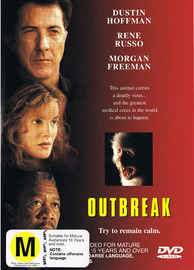 Outbreak on DVD image