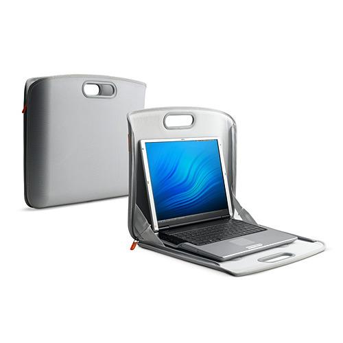 Belkin Laptop @ Home Silver SleeveTop Case