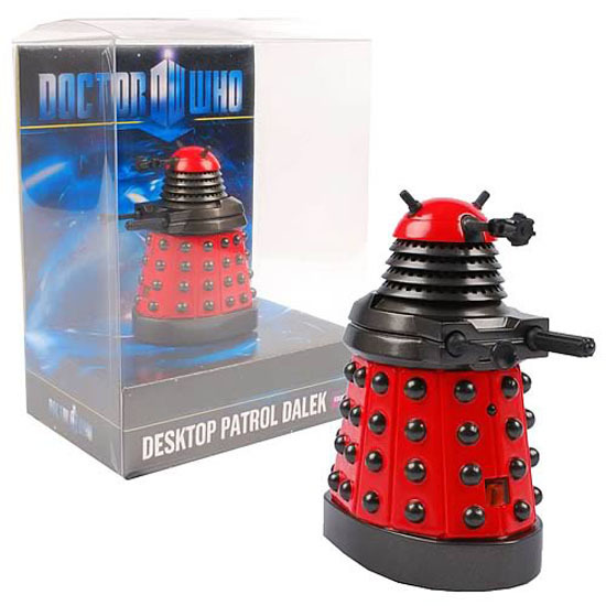 Doctor Who - Dalek Desktop Patrol