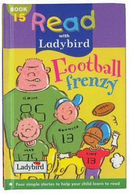 Football Frenzy by Marie Birkinshaw