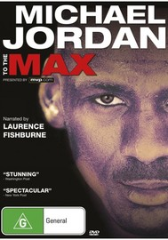 Michael Jordan to the Max on DVD