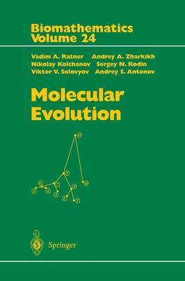 Molecular Evolution by V.A. Ratner image