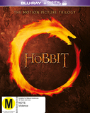 The Hobbit Trilogy (Blu-ray/UV) on Blu-ray