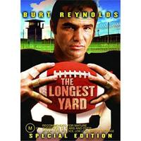 Longest Yard on DVD