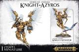 Warhammer Stormcast Eternals Knight-Azyros/Knight Venator