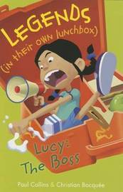 Lucy: The Boss by Paul Collins image