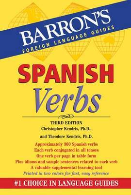 Spanish Verbs by Christopher Kendris image