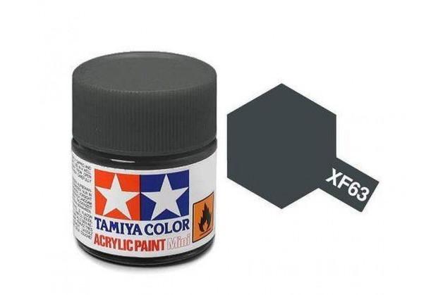 Tamiya Acrylic: German Gray (XF63)