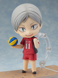 Haikyu!!: Nendoroid Lev Haiba - Articulated Figure