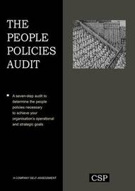 The People Policies Audit by Maurice A Phelps