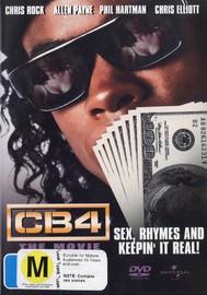 CB4 - The Movie on DVD image