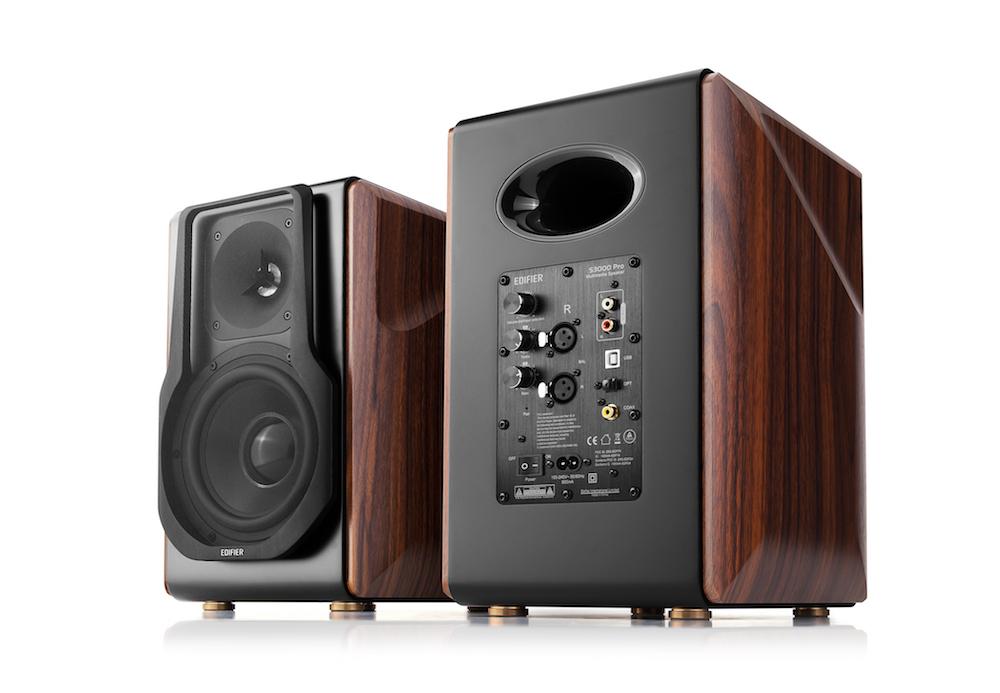 20ed2ab6343d65 Edifier: S3000PRO Wireless Bookshelf Speakers   at Mighty Ape Australia