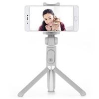 Xiaomi Mi Tripod Bluetooth Selfie Stick with Bluetooth Shutter Remote - Grey