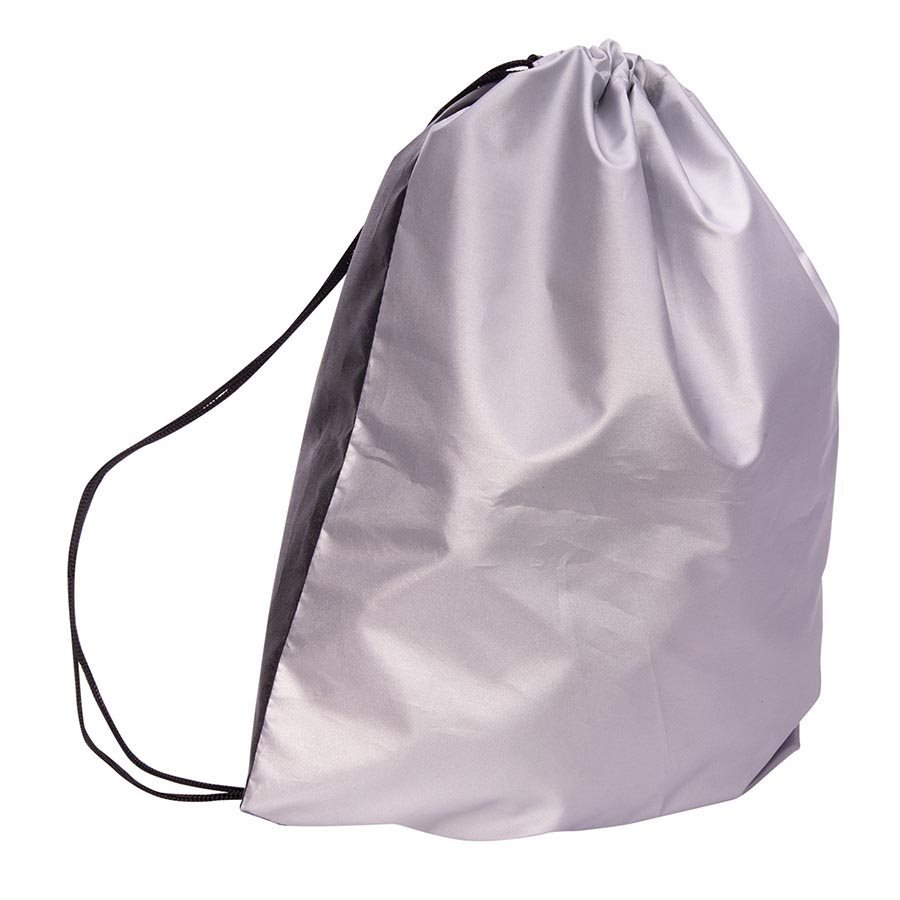 IS GIFT Foldable Drawstring Backpack (Assorted) image