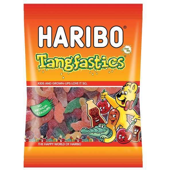 Haribo: Tangfastics (180g) 12pk