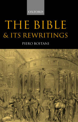 The Bible and its Rewritings by Piero Boitani image