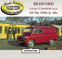Bedford Light Commercials of the 1950s and '60s by Robert Berry