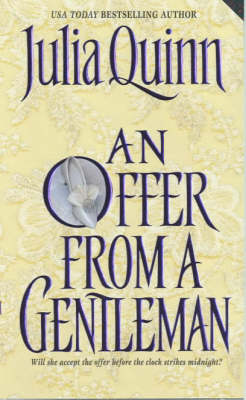 An Offer from a Gentleman by Julia Quinn image