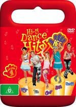 Hi-5 - Dance Hits Volume 1 on DVD